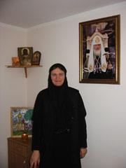 Матушка Сафия.